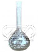 38. Volumetic Flask 500 ml.