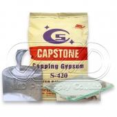 CAPPING GYPSUM (แคปหัวคอนกรีตด้วย Capstone)