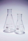 Erlenmeyer flask narrow neck